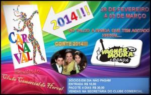 carnaval comercial herval 2014
