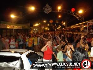 Samba no Pé vence o Carnaval 2014 de Arroio Grande.