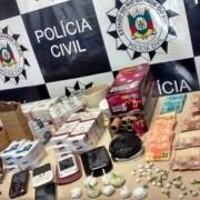 Ação Policial - Foto: Polícia Civil RS