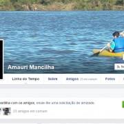Perfil de Amauri, natural de Jaguarão.