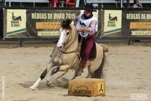 Arroio-grandense Priscila Machado levou o 1º Lugar na categoria Aspirante Feminina.