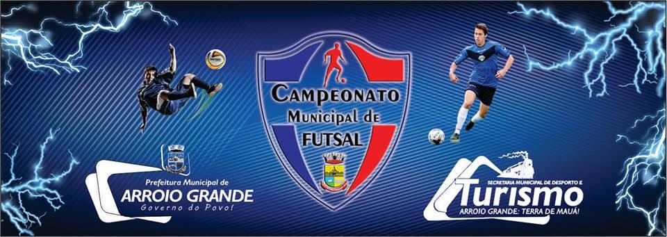 Municipal de Futsal 2018 de Arroio Grande inicia hoje - Clicsul.net f1f9b7a1f02b7