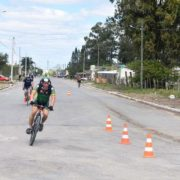 Copa Nobre de Ciclismo marcou o domingo (21) em Jaguarão