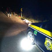 PRF atende acidente com morte na BR-471 em Rio Grande