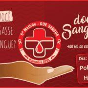 Mutirão de doação de sangue ocorre neste sábado (10) em Arroio Grande