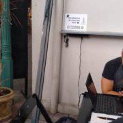 Mercado Central de Pelotas recebe oito pontos para recarga de telefone