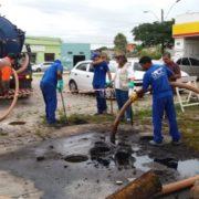 Fepam orienta sobre retirada de óleo que vazou em posto de gasolina desativado em Pelotas