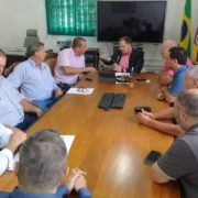 Prefeito arroio-grandense cumpre agenda com o novo governo estadual, em Porto Alegre